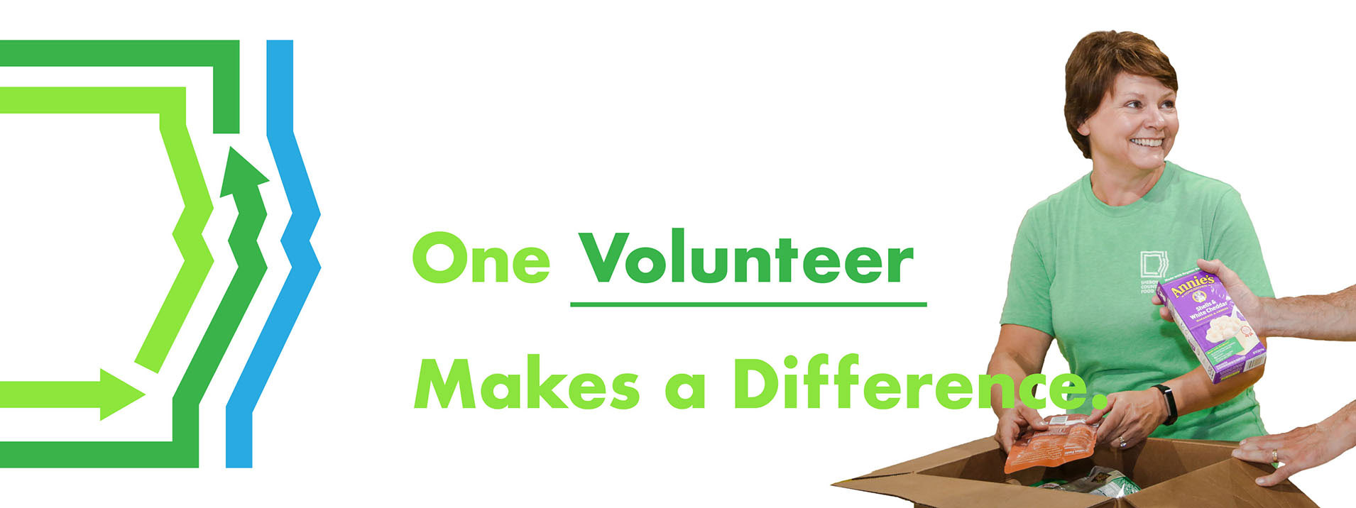 One Volunteer Makes Difference12